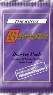 The Kings  Expansion Redemption CCG